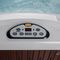 Above-ground hot tub / rectangular / 3-seater / indoor J-315™ Jacuzzi®