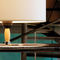 Pendant lamp / contemporary / metal / fabric SISTEMA FONDA by Gabriel Ordeig Santa & Cole