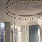 contemporary chandelier / anodized aluminum / LED / handmade