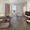 laminate desk / contemporary / for hotels