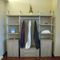 Contemporary walk-in wardrobe / wooden HOTEL ROOM/METAL OPEN WARDROBE/ZEUS 38MM/EL 04 MOBILSPAZIO S.r.l