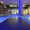 In-ground swimming pool / stainless steel / overflow / outdoor VIRGIN ACTIVE FITNESS CENTER – BRESCIA Myrtha Pools