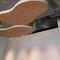 Wooden suspended ceiling / polyester / panel / floating CLOUDAKUSTIK by Eri Goshen Fantoni