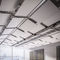 wooden suspended ceiling / panel / acoustic / decorative