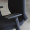 Contemporary office armchair / fabric / on casters / with armrests ENA Fantoni