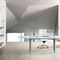 wall-mounted shelf / contemporary / wooden / for offices