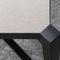 Contemporary work table / laminate / square / commercial HUB Fantoni
