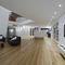 Engineered parquet flooring / glued / floating / antique oak ANTICO TRENTINO DI LUCIO SRL