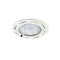 recessed downlight / halogen / compact fluorescent / HID
