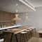 Pendant lamp / contemporary / wooden / interior DOME 60 by Benedetta Tagliabue BOVER Barcelona