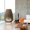 floor lamp / contemporary / synthetic fiber / polyethylene