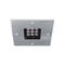 recessed ceiling spotlight / recessed wall / outdoor / LED
