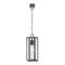 pendant lamp / contemporary / stainless steel / handmade