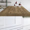 Contemporary table / wooden / glass / extending AIR by Daniele Lago LAGO