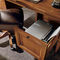 cherrywood desk / traditional / commercial / with storage
