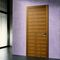 indoor door / two-way / wooden / flushARIAIMPRONTA