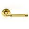 Door handle / brass / traditional / chrome METEOR PASINI METALS PRODUCTIONS S.R.L.