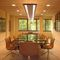 wooden suspended ceiling / composite / panel / acoustic