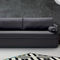 sofa bed / contemporary / fabric / 2-person