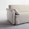 sofa bed / traditional / cotton / 2-person