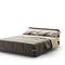 sofa bed / contemporary / cotton / 2-person