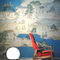 Oriental wallpaper / silk / chinoiserie / scenic