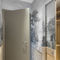 Oriental wallpaper / silk / nature pattern / panoramic