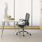 Contemporary work table / MDF / wood veneer / laminate Teknion
