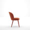 contemporary armchair / fabric / upholstered / commercial