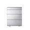 Steel office unit / 3-drawer / 2-drawer / on casters PROFESSIONAL Dieffebi