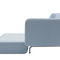 sofa bed / contemporary / fabric / for public buildings