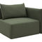 modular sofa / contemporary / fabric / for offices