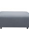 modular sofa / contemporary / fabric / commercial