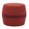 contemporary pouf / fabric / round / for public buildings