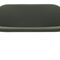 contemporary upholstered bench / fabric / ash / contract