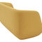 compact sofa / contemporary / fabric / for offices