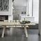 Dining table / contemporary / glass / metal GIOVE 160 Target Point New