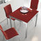 Contemporary dining table / glass / laminate / tempered glass PERIGEO 85 Target Point New