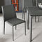 Contemporary chair / leather / upholstered NIZZA Target Point New