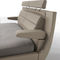Double bed / king size / contemporary / fabric ROMA Target Point New