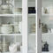 classic display case / wooden