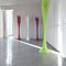 floor coat rack / contemporary / polyethylene