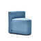 contemporary armchair / fabric / with washable removable cover / contract