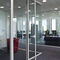 Interior door / swing / aluminum / for public buildings TERTIAL Hoyez PartitionSystems
