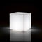Floor lamp / contemporary / polyethylene / garden KUBIK VONDOM