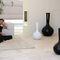 contemporary vase / polyethylene