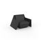 Contemporary armchair / polyethylene / garden / 100% recyclable REST by A-cero VONDOM