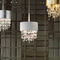 Pendant lamp / original design / glass / metal ECLETTICA : OLÀ S by Fly Design Studio Masiero