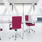 Countertop desk partition / fabric S32 by Bas Pruijser Ahrend