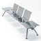 steel beam chair / stainless steel / multiplace / indoor